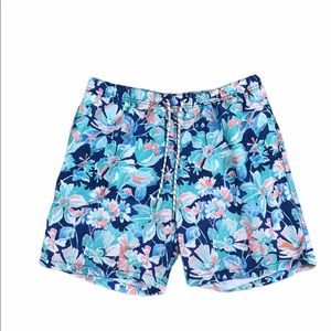 Tommy Bahama Lined Relax Swim Trunks Shorts L